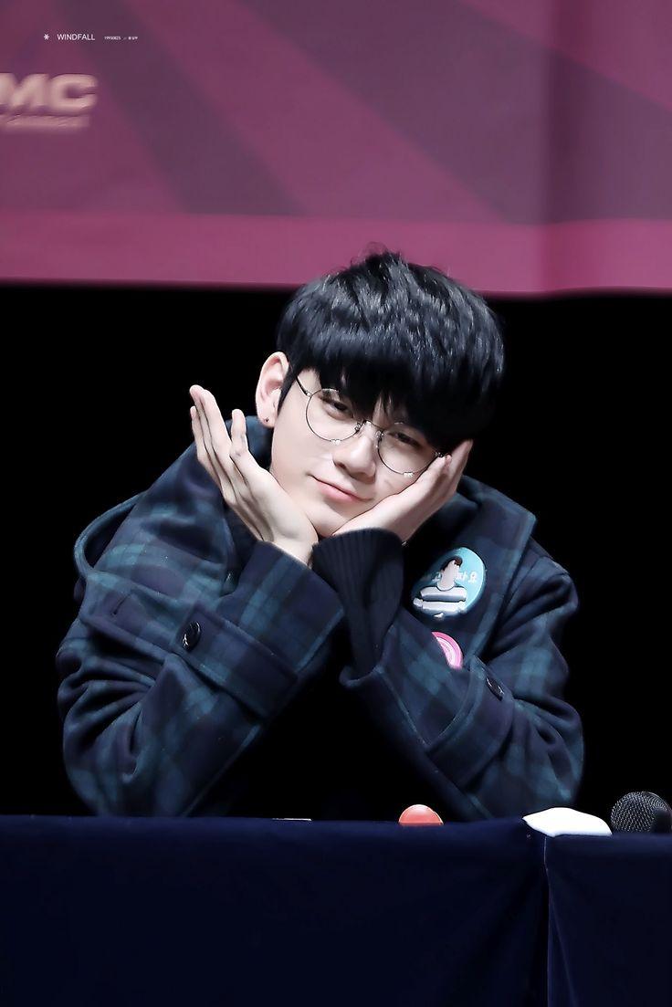 171118 #WannaOne #OngSeongWoo