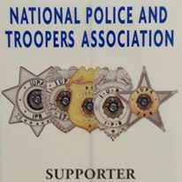 We Support The National Police and Troopers Association! -LMR