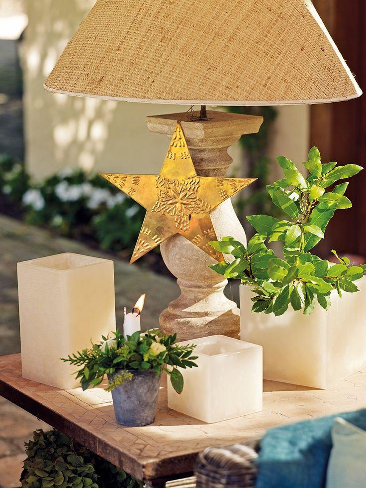 Descubre la decoración Navidaña más natural