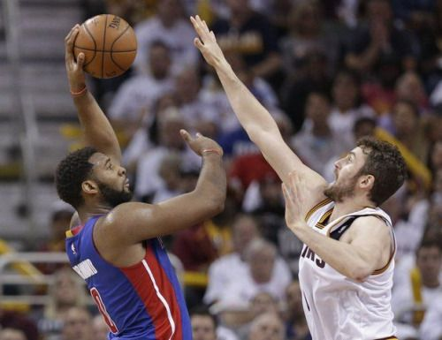 Pistons-Cavs links: 'Hack-A-Drummond' works for...: Pistons-Cavs links: 'Hack-A-Drummond' works for Cleveland in Game 2 #DetroitPistons…