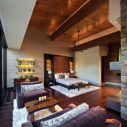 Bedroom studio apartment Design Ideas, Pictures, Remodel and Decor