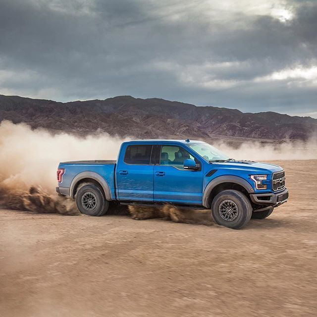 The 2019 Ford F 150 Raptor Will Feature Front Ride Height Sensors
