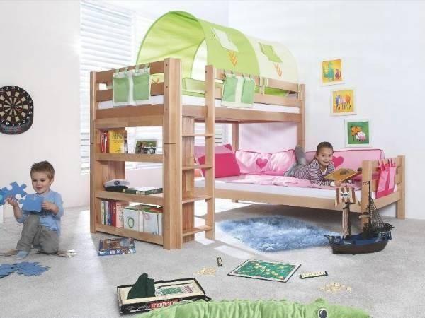 Кровать двухъярусная угловая: продажа, цена в Тернопольской области, Мебель Oliso