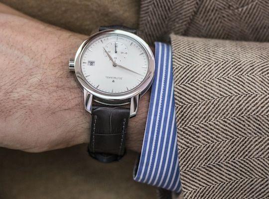 Zeitwinkel 181° http://thewatchlounge.com/zeitwinkel-181-hands-on-live-pics/