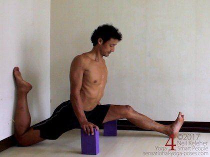 hip flexor stretches con imágenes  posturas de hatha
