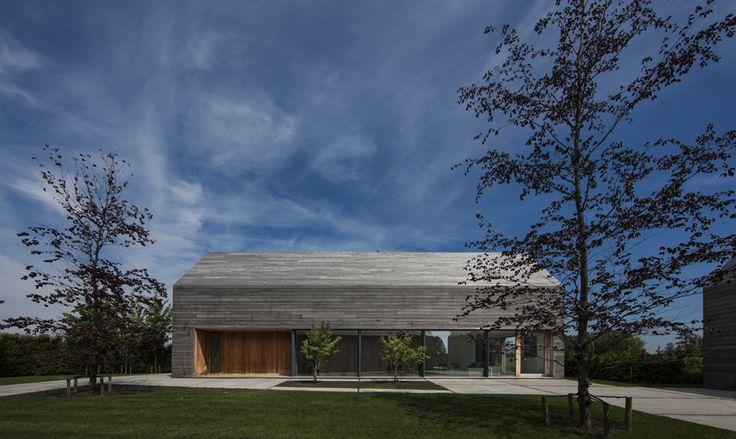 Woning DC II, Tielrode | VAi - Vlaams Architectuurinstituut