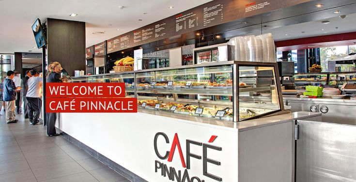 Cafe Pinnacle - Near Foxtel