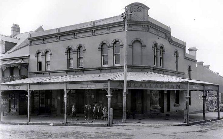 355 Abercrombie Street, Redfern. 1900