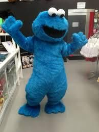 Cookie Monster...