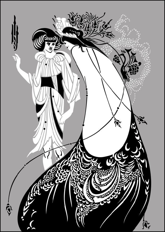 17 best images about arty farty on pinterest wisteria for Art nouveau decoration ameublement