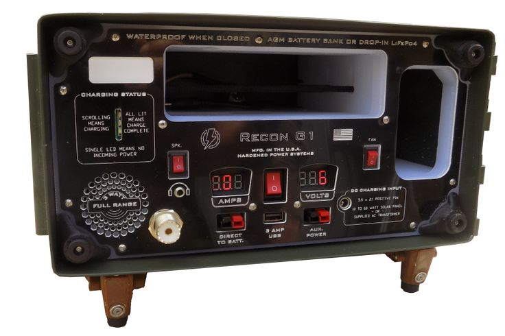 Recon G1 – Hardened Power Systems