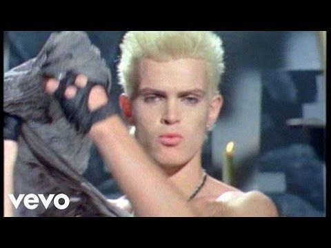 Billy Idol - White Wedding Pt 1 - YouTube