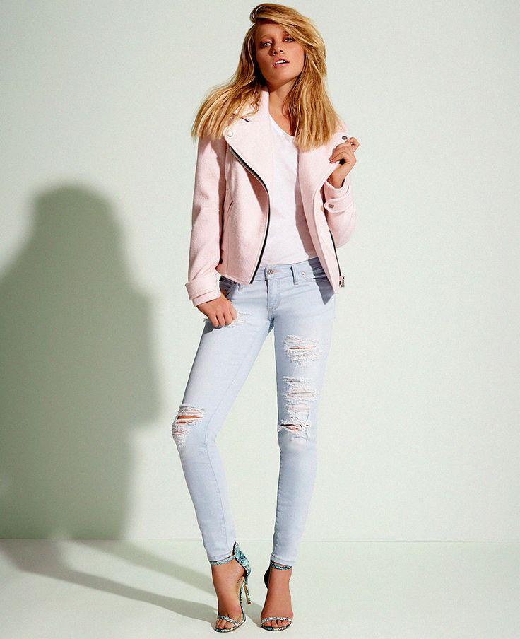 Stella Rip Jeans - Bardot