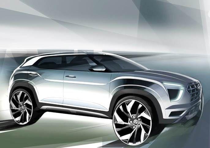 2020 Hyundai Creta Video Released Ahead Of Auto Expo 2020 Debut New Hyundai Compact Suv Transportation Design