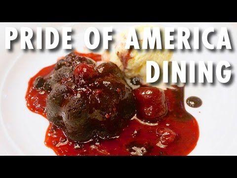 ▶ Pride of America Review & Tour: Dining ~ Norwegian Cruise Line ~ Cruise Ship Review & Tour – PopularCruising.com