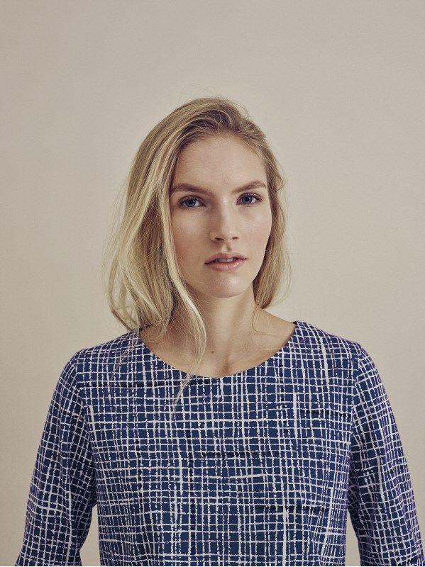 Ristikko dress Nanso A/W 2016