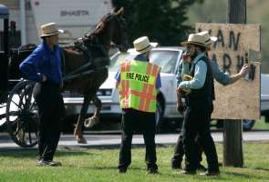 Six People Killed In Amish School Shooting