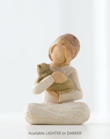 Kindness - Willow Tree Figurine - The Shabby Shed  Sentiment: Above all, kindness
