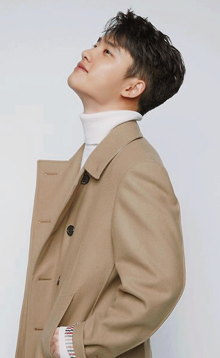 Do Kyungsoo Photoshoot Selebritas Aktor Exo
