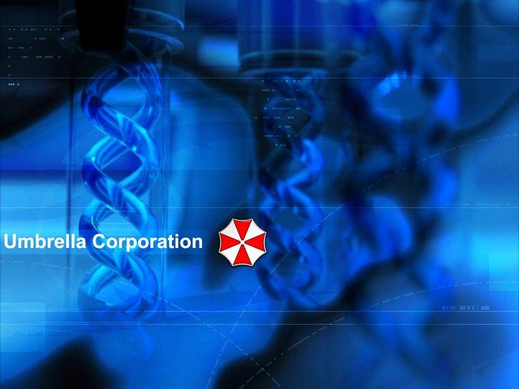 Umbrella Corporation Logo (1)
