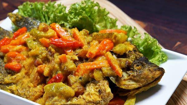 Pesmol Ikan Resep Resep Makanan Makanan Dan Minuman Masakan