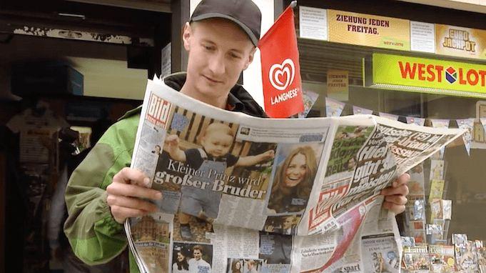 Verkaufszahlen Deutsche Zeitungen