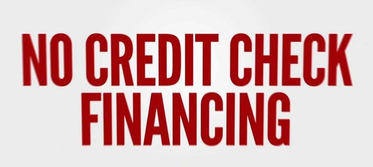 Offer consumer financing, backed by no credit check financing and grow your business.