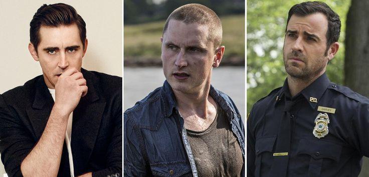 Los 5 hombres mejor peinados de la televisión - http://hombresconestilo.com/los-5-hombres-mejor-peinados-la-television/