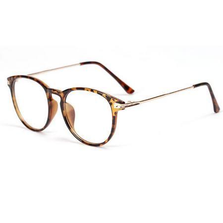 3e41e6e0739 Online Shop 2015 New Brand Fashion Glasses Frame Oculos De Grau Femininos  Round Computer Vintage Eyeglasses Optical Frame Spectacle N118