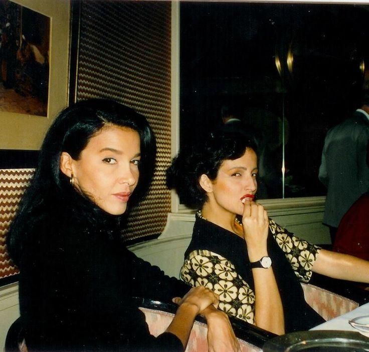 Dalma Calado & Betty Lago