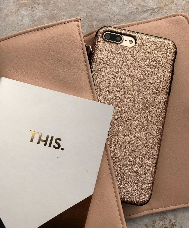 Glam night ✨✨✨ Glam Case in Gold for iPhone 7 & iPhone 7 Plus from Elemental Cases