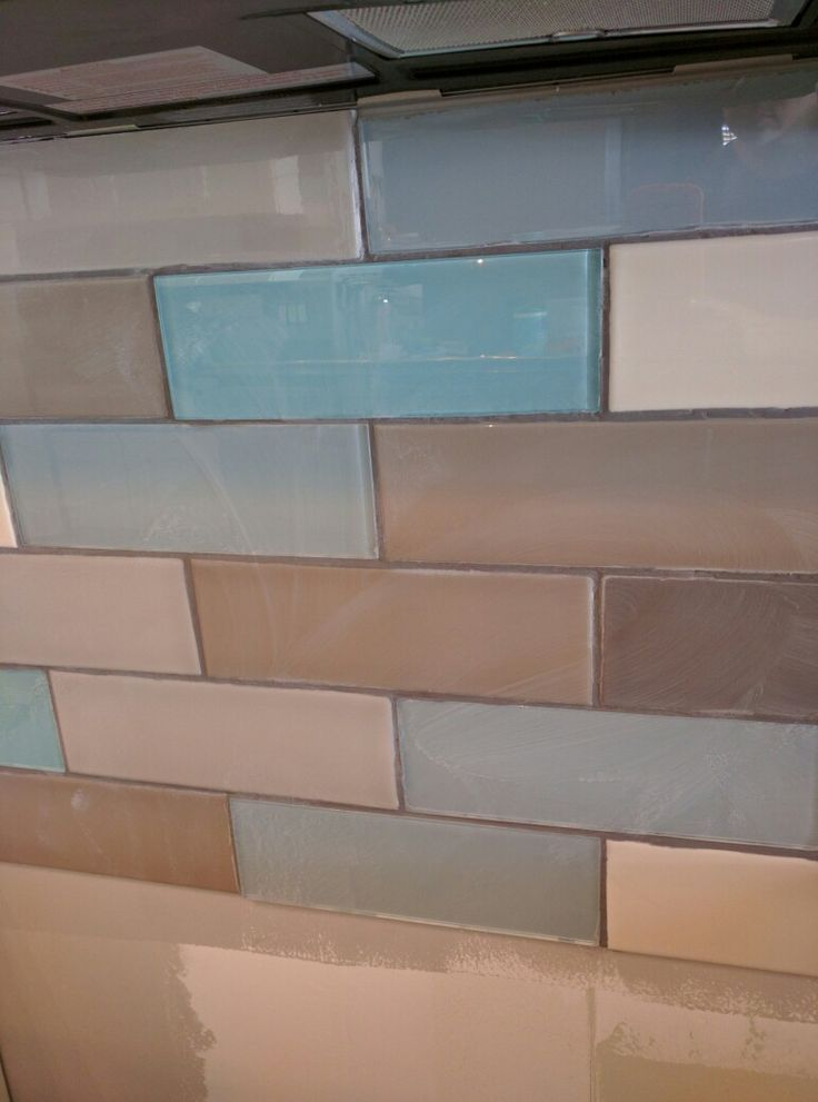 1000 images about back splash ideas on pinterest mosaic for Glass instead of tiles in kitchen