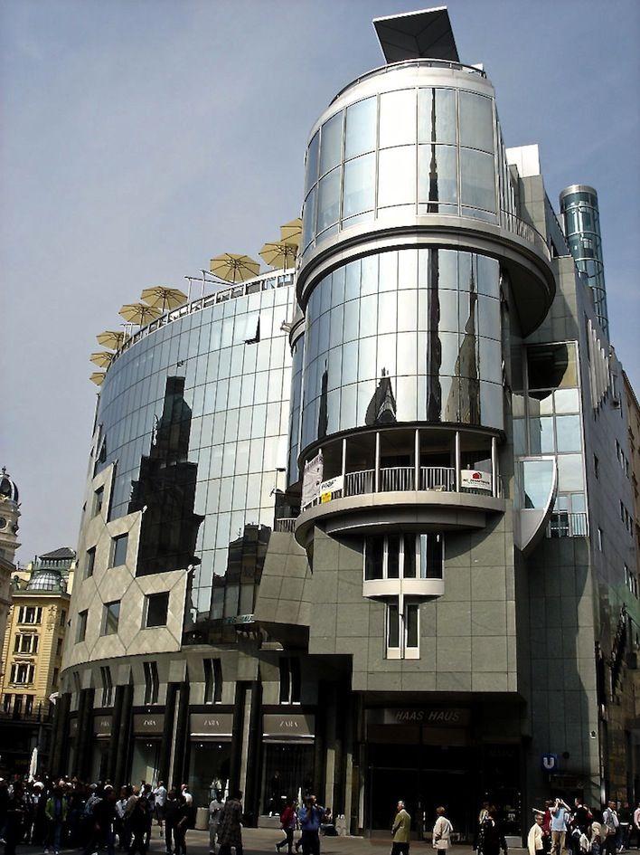 Modern Architecture Vienna 153 best hans hollein images on pinterest | architecture, vienna