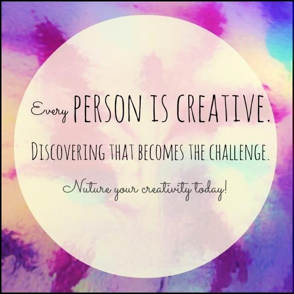 Creativity quote Via www.Facebook.com/musedCreative Personalized, Challenges, Sayings Quotes, Quotes Image, Creativity Artists, Creativity Quotes, Inspiration Quotes, 579585 Pixel, Creative Quotes