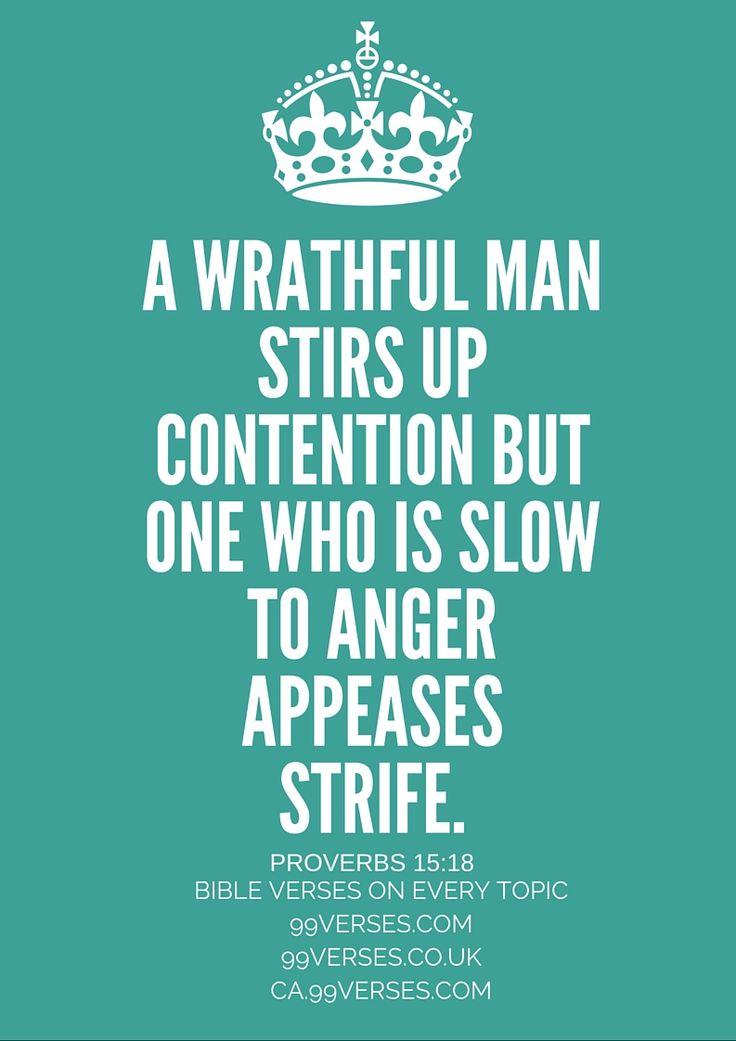 Anger Verses