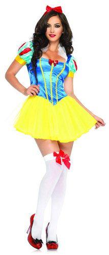Bad Apple Sexy Snow White Costume