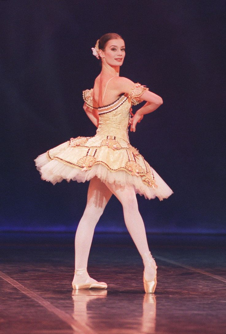 Auriele Dupont, Nureyev's Dox Quixote 1999 Opera Paris