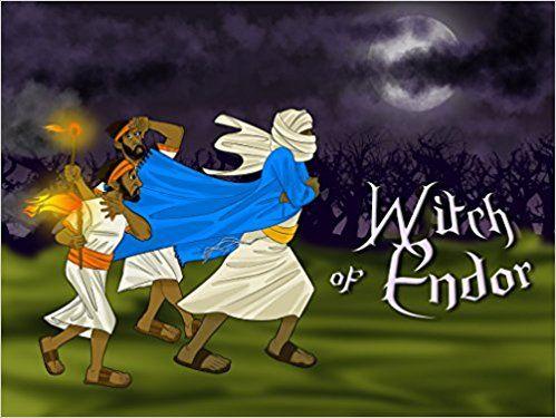 Witch of Endor: Bible Pathway Adventures: 9780473384531: Amazon.com: Books