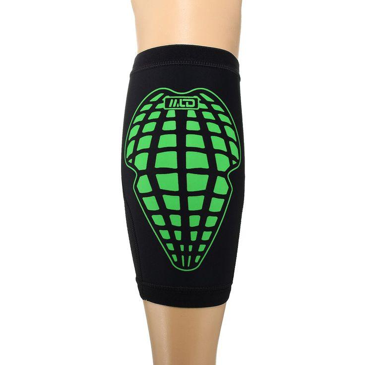 Single Basketball Running Shinguard Kneepad Calf Sleeve Sports Fitness Movement Protector #fitnesssingles,