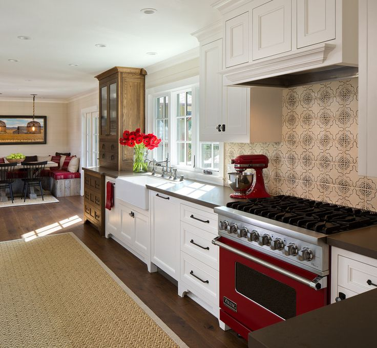 Farmhouse Kitchen By Anne Sneed Architectural Interiors Http://www.houzz.com