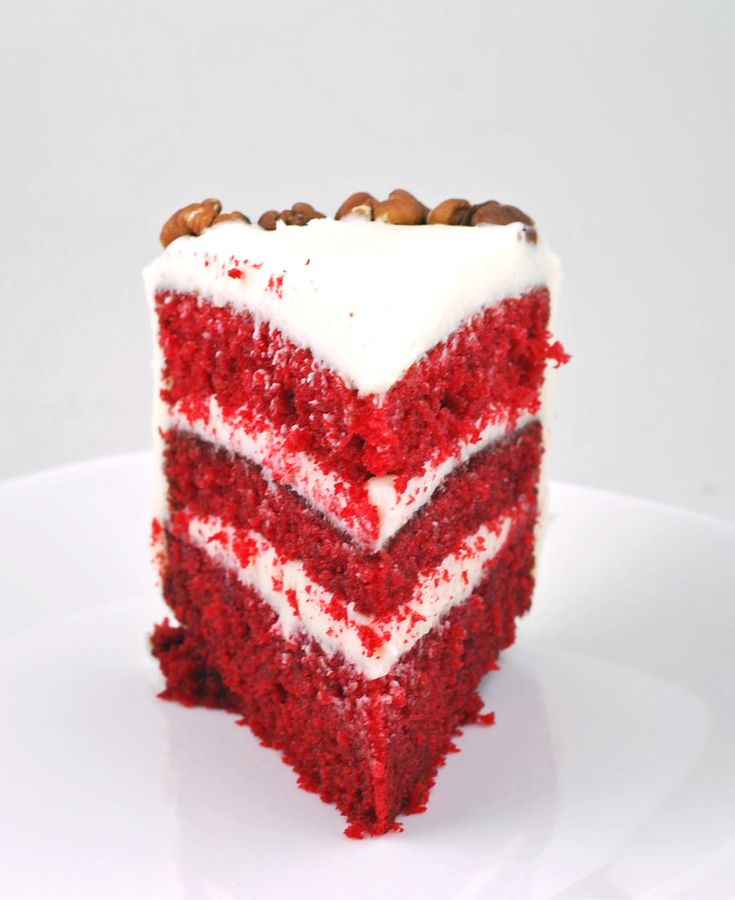 Red Colour Cake Images : 17 Best images about Piece of Cake on Pinterest Kitchen ...