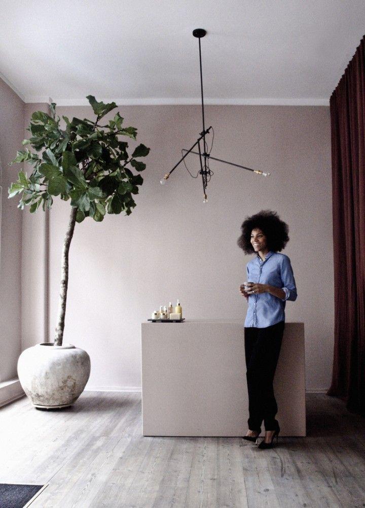 Love her pieces! Yvonne Kone