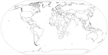 Free Vector World Maps Collection