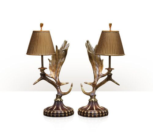 inverness interesting accents table lamp painted