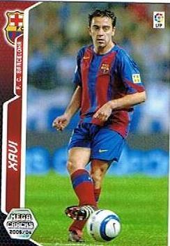 Xavi, F.C. Barcelona