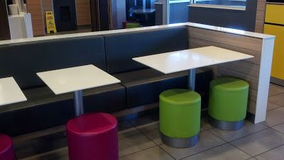 Does McDonald's Have A Better Learning Space Than Your Classroom?