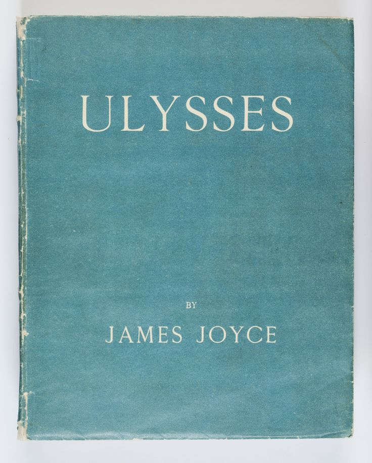 James Joyce's Ulysses was banned for blasphemy and obscenity in the UK in 1929. Hear about this and other banned books in the Out of the Vaults event.