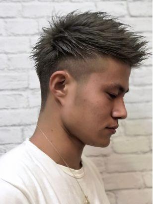 221b4bb98ccd9 2019年春 メンズ ベリーショートの髪型・ヘアアレンジ 人気順 3 ...