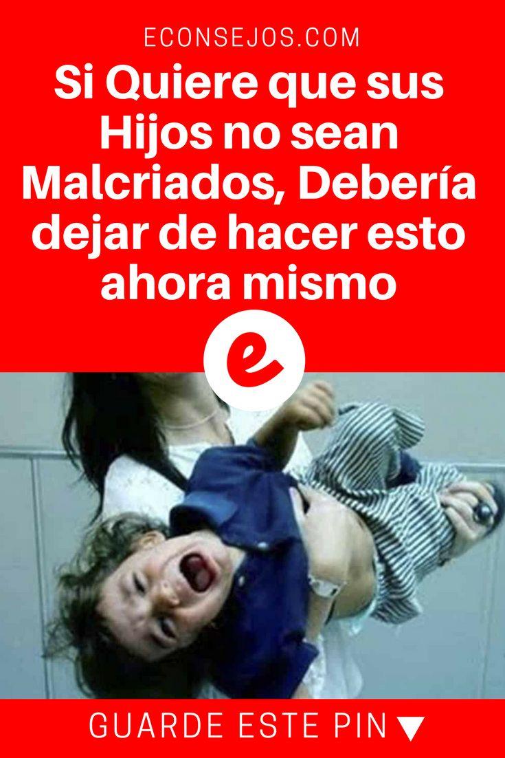 Rabietas niños | Si Quiere que sus Hijos no sean Malcriados, Debería dejar de hacer esto ahora mismo | Si Quiere que sus Hijos no sean Malcriados, Debería dejar de hacer esto ahora mismo