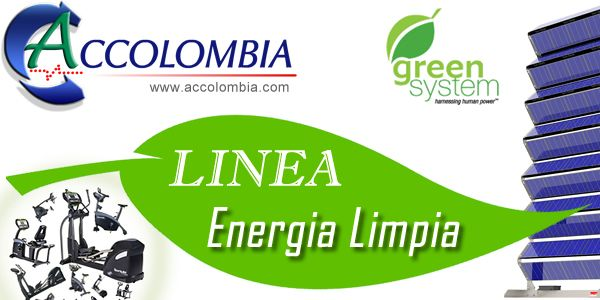 Energia limpia renovable Colombia